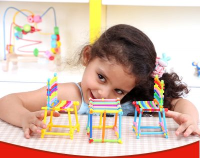 Phát triển kỹ năng tư duy cho trẻ mầm non