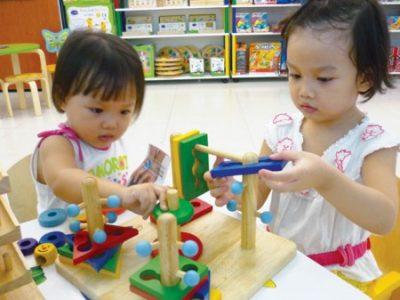 Phát triển tư duy và khả năng nhanh nhạy của trẻ