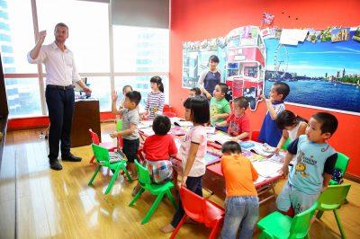 Phương pháp giúp trẻ học tiếng anh hiệu quả