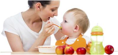 Hôm nay con ăn gì – hoa quả cho trẻ 6 tháng tuổi 1